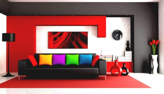Design A Family Room By Yourself