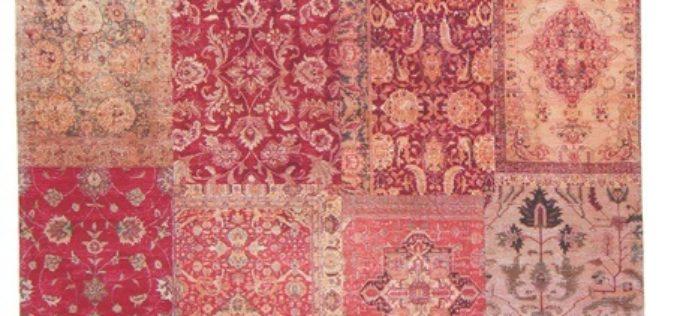 Einführung In Patchwork Teppiche Für Deine Neue Wohnkultur