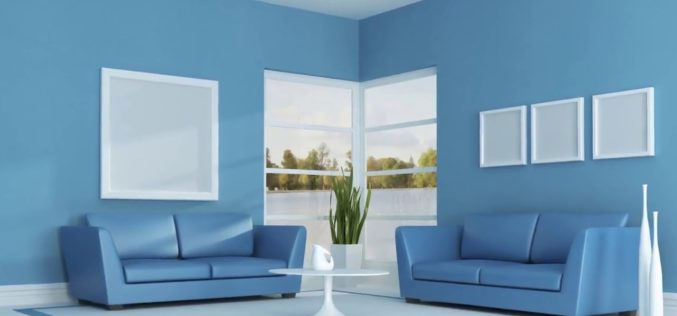 Types of paints for your interior walls