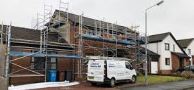 What are the Best Services Offered by Roofer Bearsden Professionals?