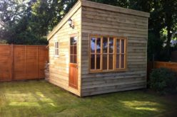 Create A Gym With Surrey Hills Garden Building