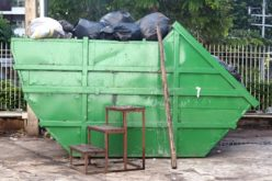 Go green with skip bins