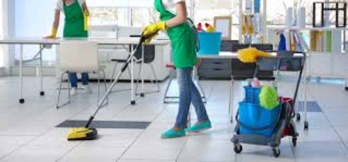 Importance of commercial cleaning service!
