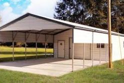 Carport Long-term advantages and seasonal storage