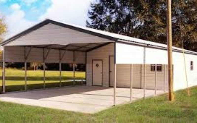 Carport Long-term advantages and seasonal storage