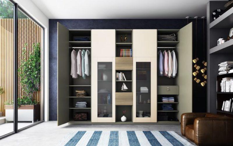 How to choose the wardrobe closet?