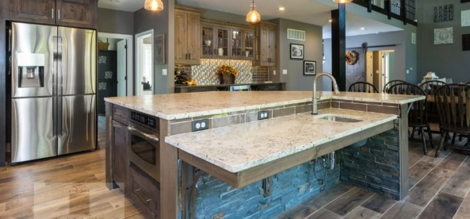 The Smarter Kitchen: Kitchen Designs For People Who Love To Cook